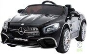 Детский электромобиль Mercedes-Benz SL65 White 12V 2.4G - XMX602-BLACK-PAINT