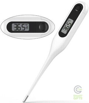 Термометр Xiaomi Miaomiaoce Measuring Electronic Thermometer White CN