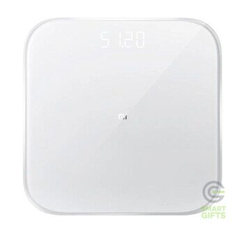Умные весы Xiaomi Mi Smart Weighing Scale 2 Health Balance White CN