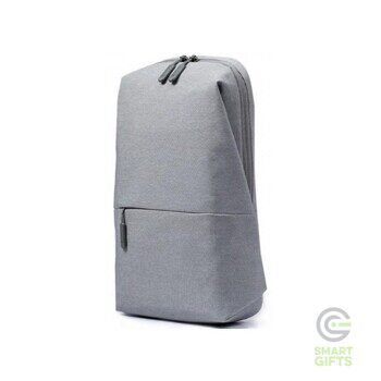 Рюкзак Xiaomi Mi Multi-functional Urban Leisure Chest Pack Light Gray