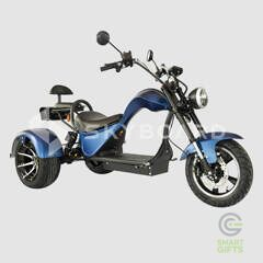 Электроскутер SKYBOARD TRIKE Chooper-2000 Blue