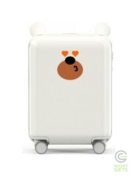 Детский чемодан Xiaomi Childish Little Ear Trolley Case White