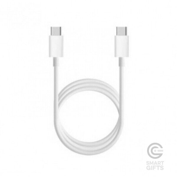 Кабель Mi USB Type-C to Type-C Cable (150см) White