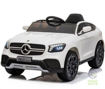 Детский электромобиль Mercedes-Benz Concept GLC Coupe 12V - BBH-0008-WHITE