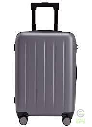 "Чемодан RunMi 90 Fun Seven Bar Business Suitcase 20"" Titanium Gray"