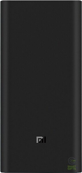 Аккумулятор Xiaomi Mi Power Bank 3  20000 mAh (PLM07ZM) Black