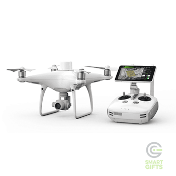 Квадрокоптер Phantom 4 RTK + D-RTK 2 Mobile Station Combo