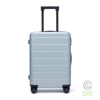 "Чемодан RunMi 90 Fun Seven Bar Business Suitcase 28"" Titanium Gray"