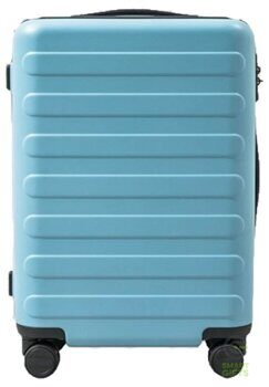 "Чемодан Xiaomi 90 Points Rhine Flower Suitcase 20"" Blue"